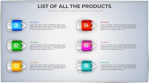 Ppt Style How To Design A Beautiful Infographic Style List Of Items In Microsoft Office 365 Powerpoint Ppt