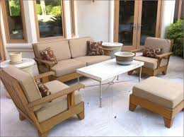 Great Smith And Hawken Teak Patio Furniture and Houstons Best