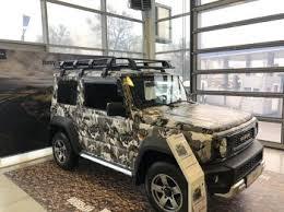 <b>Корзина</b> экспедиционная <b>багажная Suzuki</b> Jimny Евродеталь ...