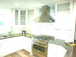 kitchen backsplash glass tile green. Green Subway Tile Backsplash Kitchen  White Cabinets Blue . Glass C