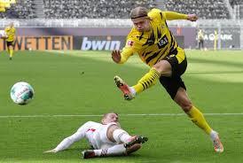 €130.00m * jul 21, 2000 in leeds, england Manchester City Borussia Dortmund Eine Naturgewalt Namens Erling Haaland Der Bund