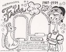 Os quadros de frida kahlo sempre foram muito mais do que simples representações dela mesma ou do mundo ao redor. Frida Kahlo Worksheets For Kids Printable Worksheets And Activities For Teachers Parents Tutors And Homeschool Families