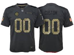 Pittsburgh Day Jersey Steelers Veterans