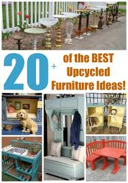 over 20 of the best upcycled furniture ideas from kitchenfunwithmy3sons com