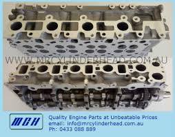 Toyota Hilux Hiace Prado Assembled 1KD Cylinder Head complete 1KD ...