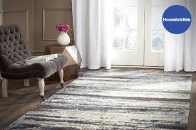 the durable polypropylene fibers won t shed in copious amounts and the area rug is available in 6 inch and 8 inch