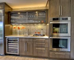 new cabinet color trend gray grey stained maple kitchen cabinets