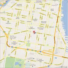 google map pennsylvania usa  wall hd