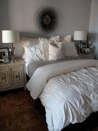 pintuck comforter