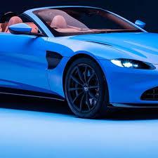 Aston Martin Vantage Roadster 2020 Preis Infos Und Fotos