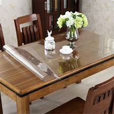 custom dining room table pads. Amazon.com: OstepDecor Custom 1.5mm Thick Crystal Clear PVC Table Cover Protector Desk Pads Mats Multi-Size | Rectangular 39.5 X 80 Inches (100 203cm): Dining Room .