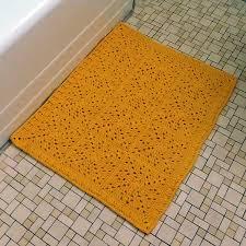 easy granny square bathroom rug