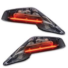 2010-2014 Chevrolet Camaro LED Side Mirrors by Oracle™ – NFC ...