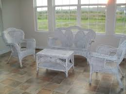 Incredible Painted Rattan Furniture Whats The Best Paint For