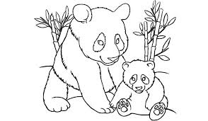 Coloring Pages Panda Download This Coloring Page Free Colouring