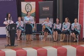Country shows' women sashed at the 2019 Royal Showgirl Presentation |  Crookwell Gazette | Crookwell, NSW