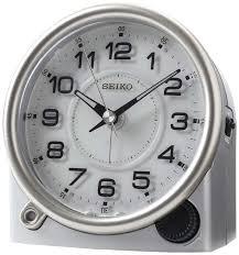 seiko qhe143alh ultimate ii alarm clock