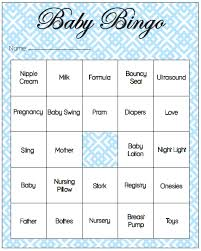 Pink Glitter Chevron Baby Shower Bingo Cards Printable BlankBaby Shower Bingo Cards Printable