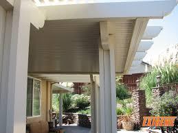 brown aluminum patio covers. Aluminum Patio Covers Brown E