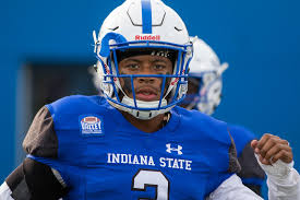 Lonnie Walker Ii Football Indiana State University Athletics