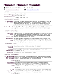 Resume For Google Software Engineer Resume software Engineer Google Danayaus 1