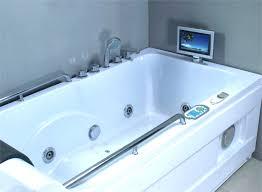 bathtubs bathtub tv show bathroom cool white jacuzzi with