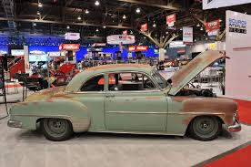 1952 Chevy Coupe's - How many in the UK ?