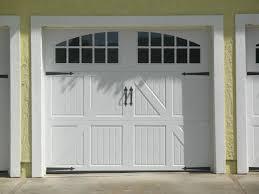 carriage garage doors costs