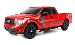 Licensed Ford F-150 FX4 Pickup Electric RC Truck Huge 1:10 Scale ...