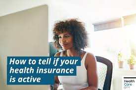 image know your health insurance is active