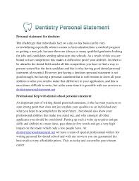 dental personal statement writing servicesprofessional help   personal statement writing at affordable price  our expertswill meet your personal statement