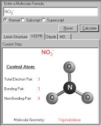 Vsepr Model And Molecular Geometry