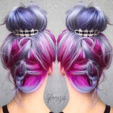 Awesome 50 Lovely Purple Lavender Hair