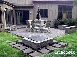 square paver patio with fire pit. Wonderful Patio Outdoor Square Fire Pit Awesome Paver Patio With Full Size  In Ground Inside A