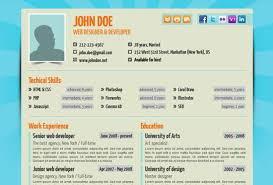 resume design online