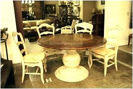 country style round kitchen table and chairs sets rustic wooden dining room tables