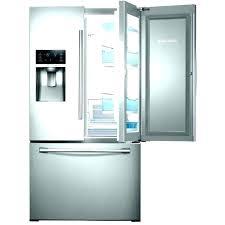 glass front mini refrigerators glass door mini