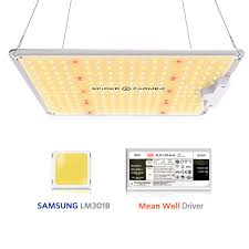 Best Commercial Led Grow Lights 2018 Spider Farmer Sf 1000 Led Grow Light With Samsung Chips Lm301b Dimmable Meanwell Driver Sunlike Full Spectrum Plants Lights For Indoor Veg And