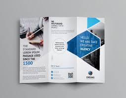tri fold brochures aether corporate tri fold brochure template 001160 template catalog