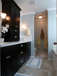Delighful Bathroom Remodel Blue Tub M Throughout Design Inspiration