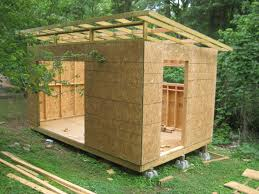Lean To Garden Shed Designs Building Sheds Plans Simple Firewood Storage Shed Plans