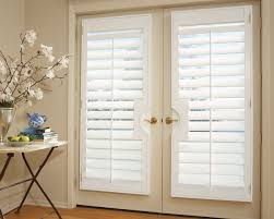 Houzz French Door Shutters Interior Shutters Transitional