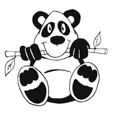 Small Picture Cute Baby Panda Coloring Pages Clipart Panda Free Clipart Images