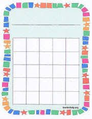Pin By Keisha Romero On Bloom Behavior Sticker Chart