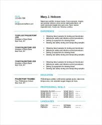 Phlebotomy Resume Examples Adorable Get Entry Level Phlebotomy Resume Examples Examples Of Resumes