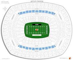 Metlife Stadium Suites Seating Chart Giants Jets Club Seating At Metlife Stadium