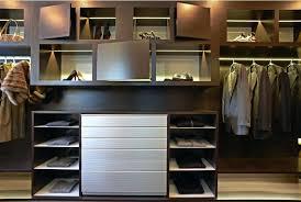 how to build a walk in closet organizer