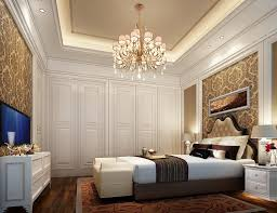bedroom chandeliers ideas
