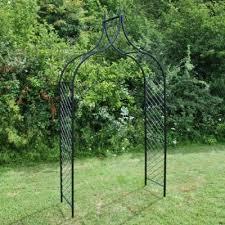 metal garden arches