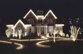 outside christmas lighting ideas. Outdoor Christmas Decorations Led Patio Large House Decorating Ideas Outside Light Lighting